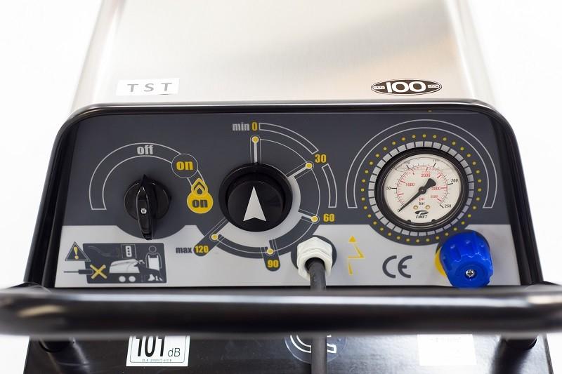 Mac Lux control panel